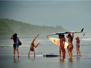 5 Days Luxury Intermediate and Advanced Surf Camp in Esterillos Este, Costa Rica