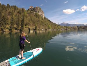 3 Days Yoga and SUP Holiday in Bled, Slovenia