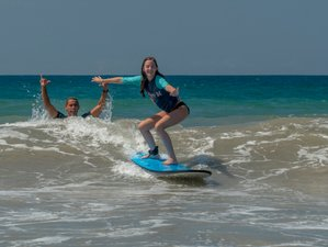 4 Tage Surf Spaß in Playa Grande, Guanacaste