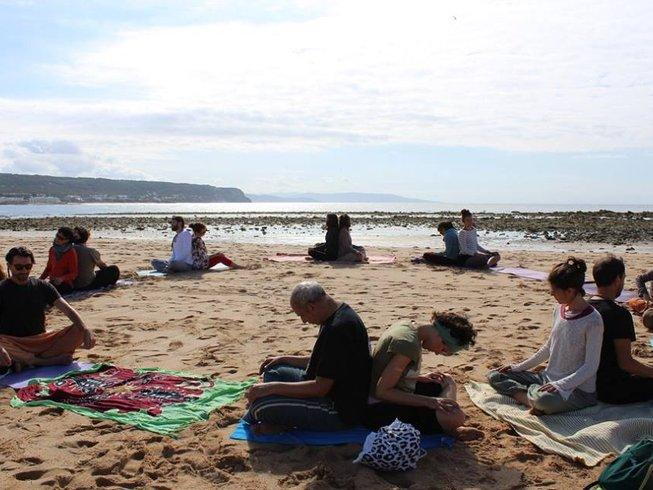 6 días retiro invernal de yoga en Cádiz, España