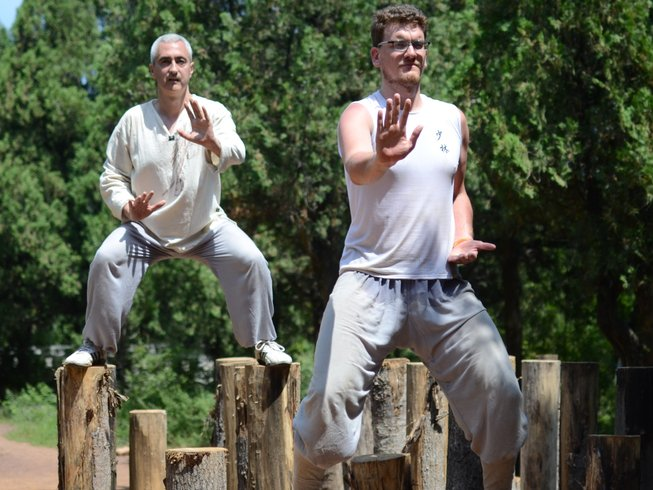 1 Month Kung Fu Retreat at the Shaolin Temple