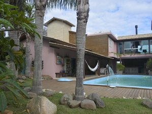 Accommodation at Pousada Dora in Praia do Campeche, Santa Catarina