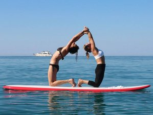 5 Days Yoga, SUP & Snorkeling in Alicante, Spain