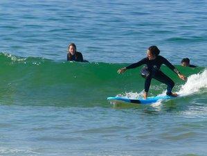 8 Day Beginner's Surf Camp in Tamraght