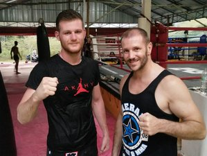 1 Month Muay Thai Training in Thailand, Ao Nang beach, Krabi