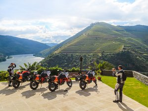 2 Days Porto and Douro Valley Self-Guided Motorcycle Experience in Portugal