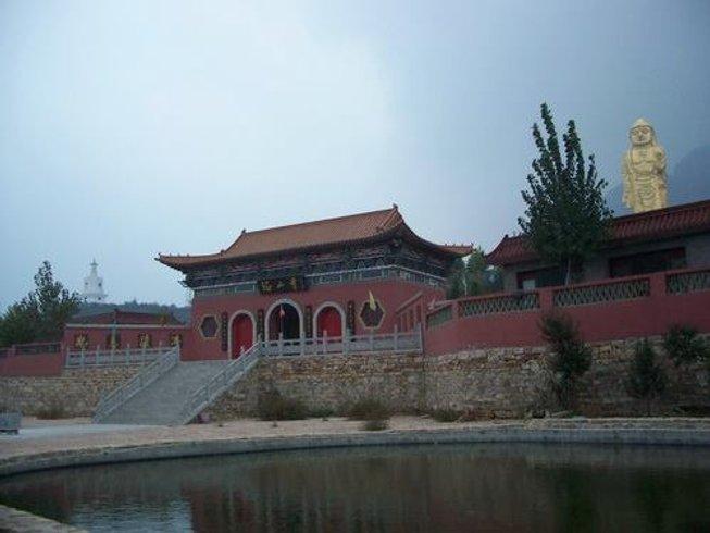 1 Year China Shaolin Kung Fu Training in Hebei