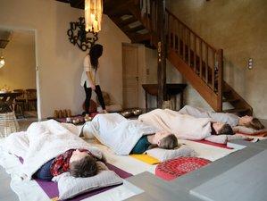 3 jours en week-end de yoga, chakras et sons sacrés à Saint-M'Hervé, Bretagne