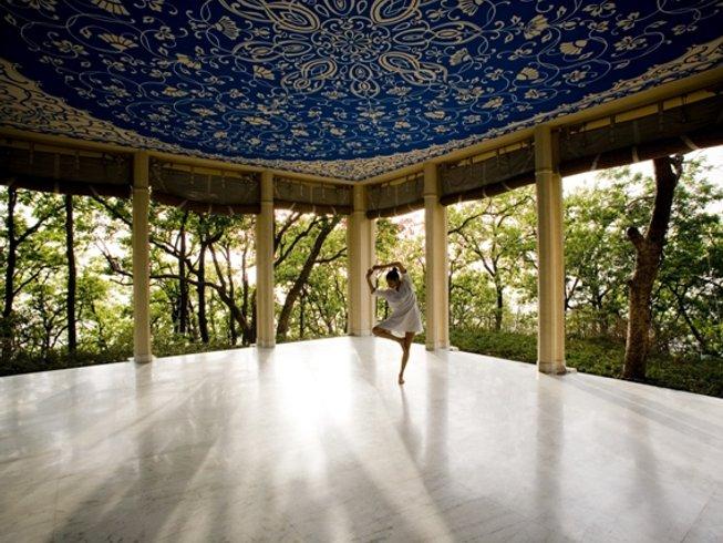 7 Days Yoga Holiday at Himalayas, India