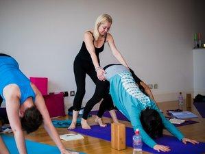 4 Days Short Break Mountain Yoga and Meditation Retreat in Morocco
