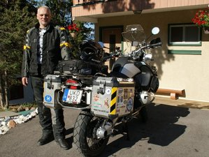 2 Day Motorcycle Friendly Accommodation in Radium Hot Springs, British Columbia