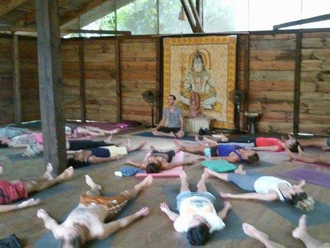 29 Tage 200-Stunden Yogalehrer Ausbildung in Mexiko