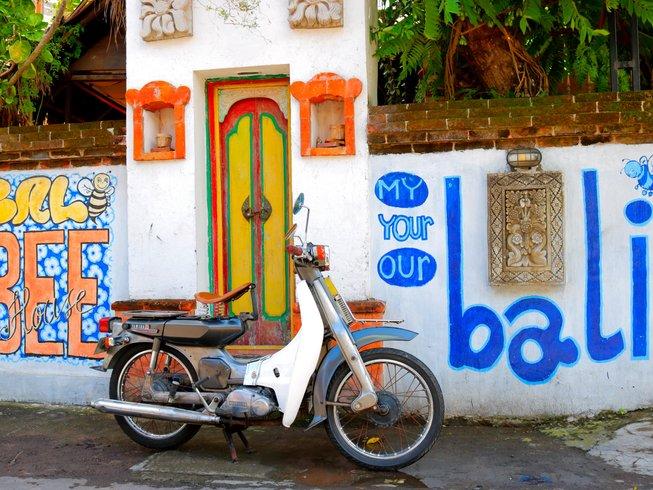 7 días retiro de yoga económico en Bali, Indonesia