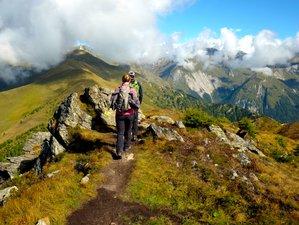 7-Daagse Yoga en Wandel Huttentocht in de Oostenrijkse Alpen