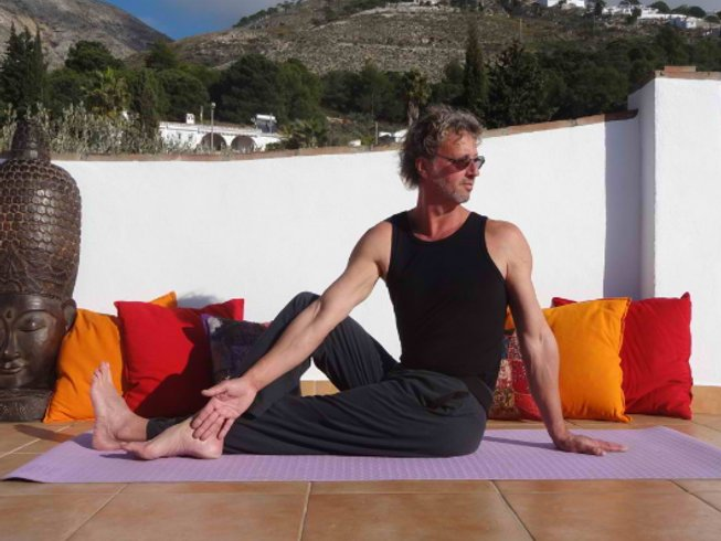6-Daagse Ontspannende Yoga Vakantie in Andalusië, Spanje
