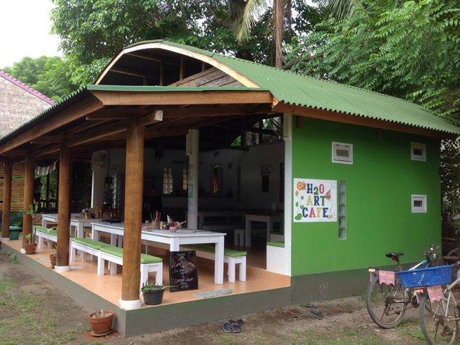 4 Tage Yin Yoga und Massage Urlaub auf Bali
