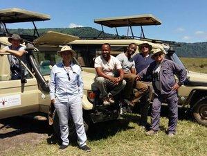 10 Days Classic Heart of Kenya and Tanzania Safari