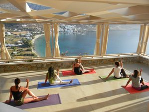 8 Days Yin and Yang Summer Yoga Retreat in Greece