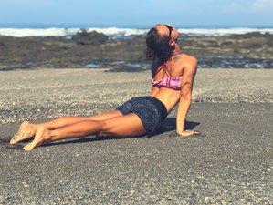 7 Day Yoga, Surf and Wellness Retreat at Amazing Beach of Marbella, Costa Rica