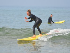 15 Days Authentic Yoga and Surf Camp in Tamraght, Morocco