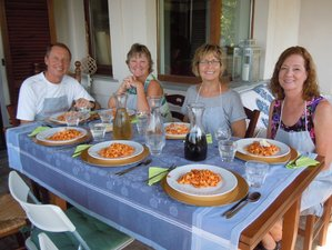 5 Day Medieval Hilltop Villages, Wine Appreciation, Italian Cooking Vacation in Toffia, near Rome