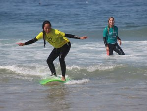 5 Days Fun Surf Camp in Porto, Portugal
