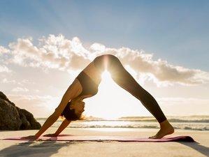 5 días vacaciones de yoga y surf en Lanzarote, España