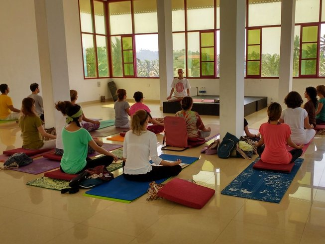 14 Days Life Wellness and Transformation Yoga Retreat in India