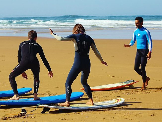 6 Days Wellness, Yoga and Surf Holiday in Tamraght, Morocco