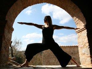 7 Day Tuscany Yoga Retreat