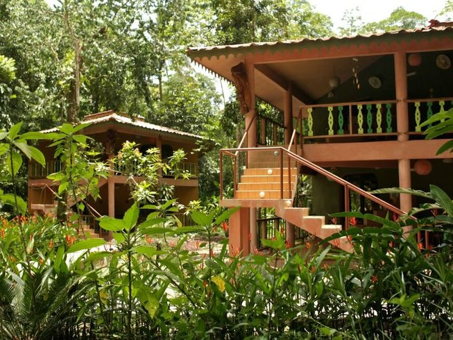 9 Days New Year Meditation & and Yoga Retreat Costa Rica