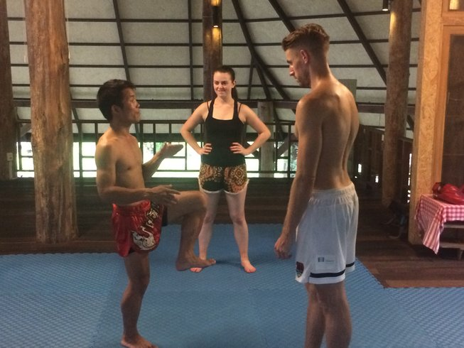 3 Days 2 Nights Yoga Retreat and Muay Thai Training and in Thailand