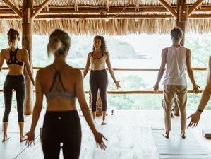 8 Days All Year Round 'Yogi's Delight' Immersive Yoga Retreat at Costa Dulce, Nicaragua