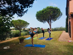 15 Tage 200-Stunden Intensive Vinyasa Yogalehrer Ausbildung in Bibbona, Toskana