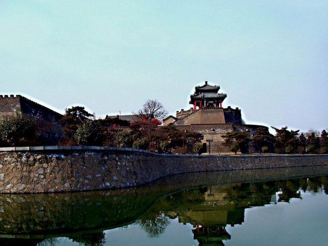 5 Months Shaolin, Sanda, and Qigong Training in China