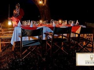 7 Day Luxurious Lodge Safari in Kenya: Maasai Mara, Lake Nakuru, Amboseli, and Hell's Gate