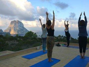 7 Tage Wandern und Yoga Retreat auf Ibiza, Spanien