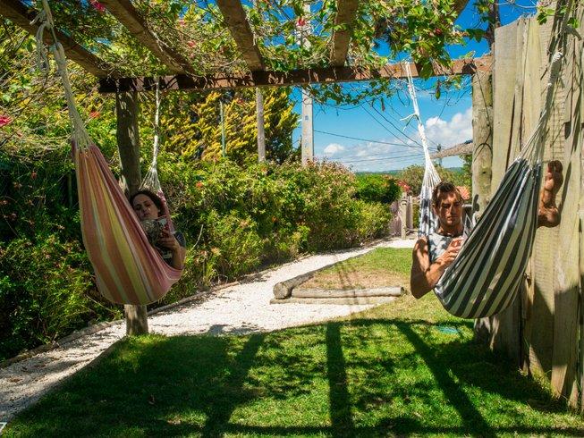5-Daagse Halve Yoga Retraite in Lissabon, Portugal