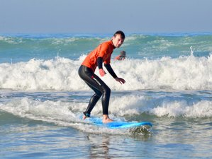 8 Day Beginners and Intermediate Surf Coaching Camp in Tamraght, Souss-Massa