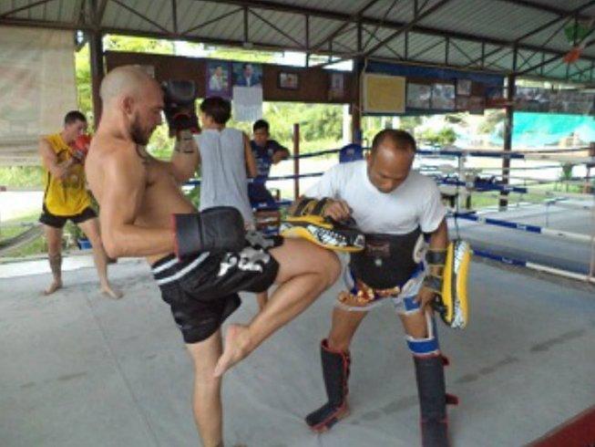2 Months Intensive Muay Thai Camp in Thailand