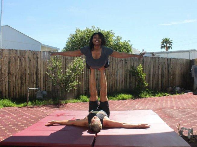 4 Days Acro Yoga Retreat in Arizona, USA