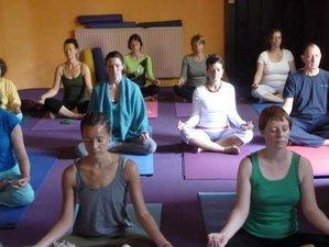 3 jours au coeur d'une retraite de yoga á Glastonbury, Grande-Bretagne