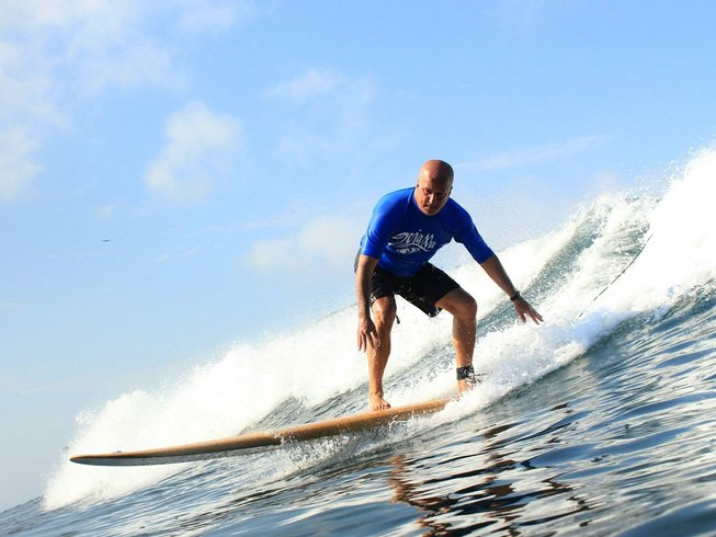 7 Days Beginner Surf Camp in Sayulita, Mexico