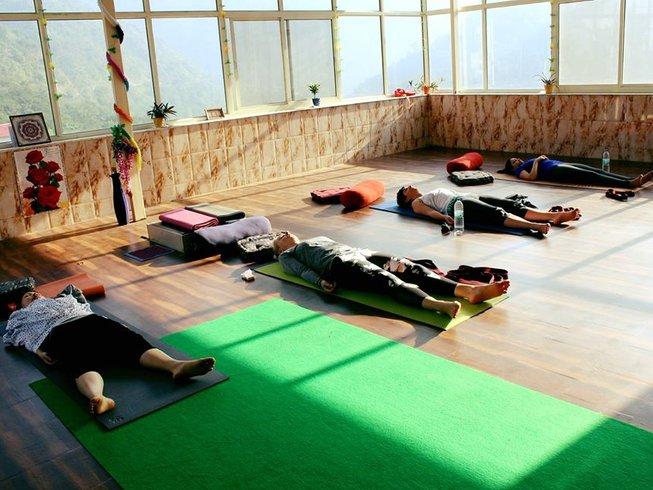 28 Days 300-Hour Advanced Yoga Teacher Training in India