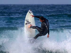 3 Days Wonderful Surf Camp in Asturias, Spain