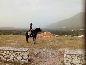 3 Day Mountain Trail Horse Riding Holiday on Kefalonia Island, Ionian Islands
