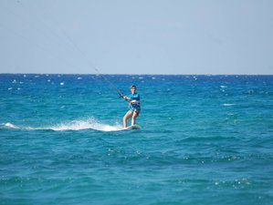 6 Day Kitesurf Camp in the Sunshine Coast, Sardinia Northshore