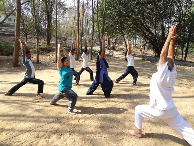 7 Days Intensive Meditation and Yoga Retreat in India