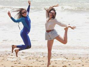 3 Day Surf and Yoga Holiday in Sidi Kaouki, Essaouira