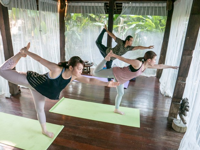 12 Day Relaxing Yoga Retreat In Chiang Mai Bookyogaretreats Com